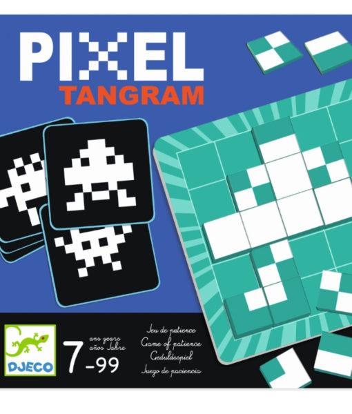 Pixel Tangram 1