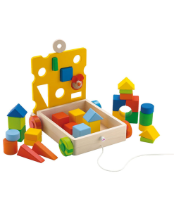 Wooden Mouse Cubes