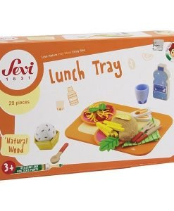 Wooden Lunch Tray