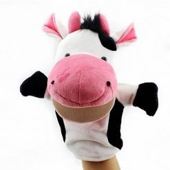 Cow Handpuppet