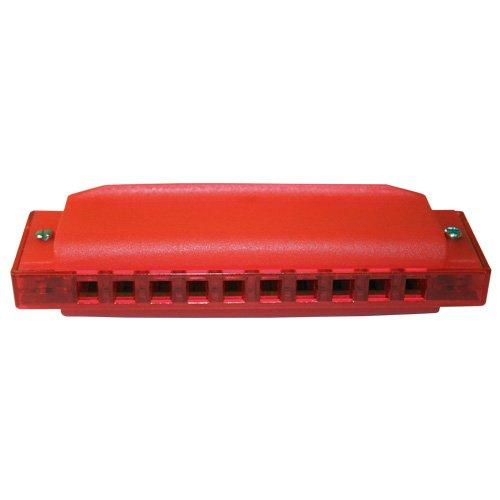 Harmonica Red