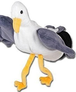 Handpuppet Seagull