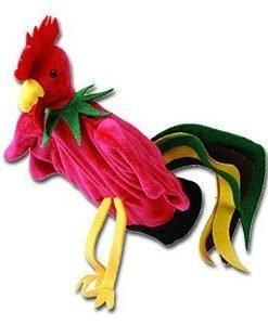 Handpuppet Rooster