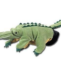 Handpuppet Crocodile
