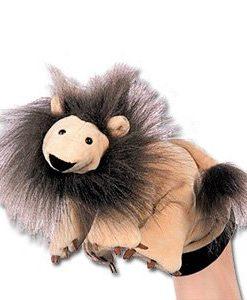 Handpuppet Lion