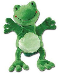 Handpuppet Frog