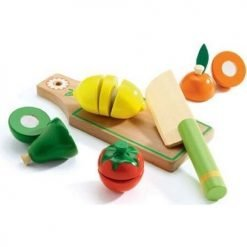 Fruits and Vegetables to Cut by Djeco