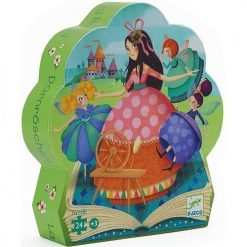 Sleeping Beauty Puzzle by Djeco