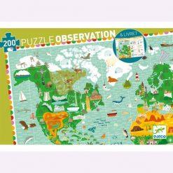 Puzzle World 200 Pcs