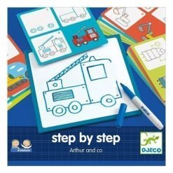 Step By Step - Arthur & Co