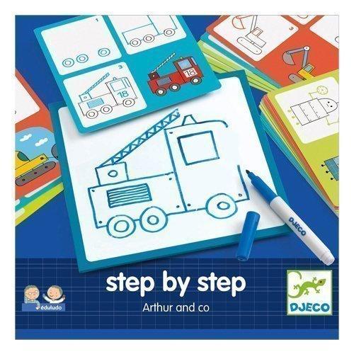 Step By Step - Arthur & Co