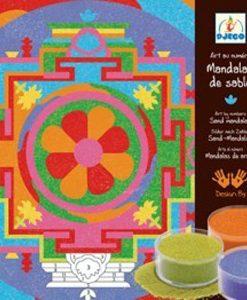 Tibetan Mandalas - Sand Art