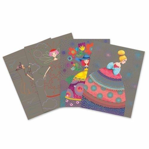 Beauties Ball Scratch Cards