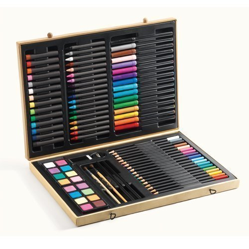 Big Box of Colours by Djeco