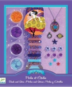 Pearls and Stars Beads by Djeco