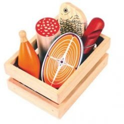 Mixed Food Crate (5 PCS.)