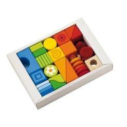 Wooden Fantasy Cubes
