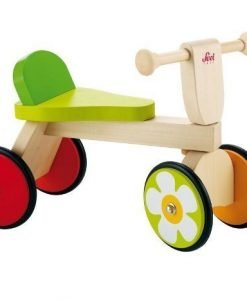 Wooden Baby Buggy