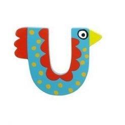 English Letter U