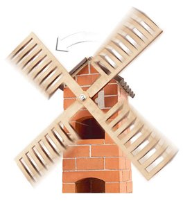 Building Windmill