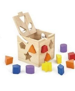 Sorting Shapes Cube
