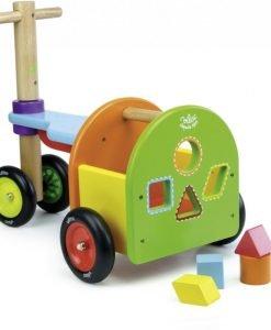 Rainbow Tricycle