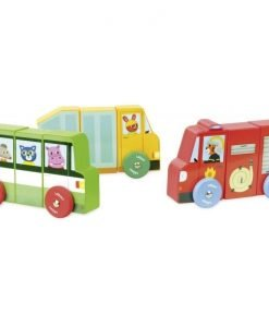 Magnetic Trucks
