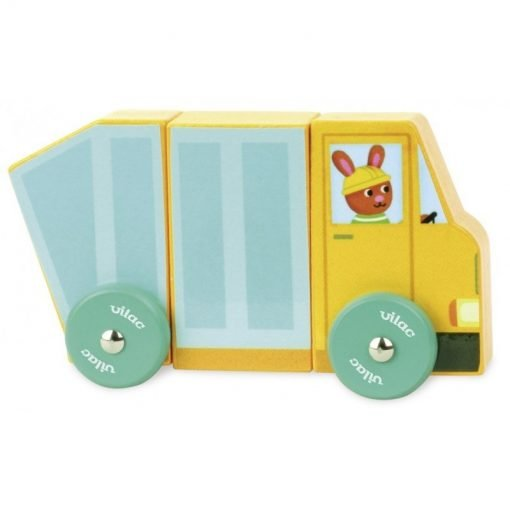 Magnetic Trucks