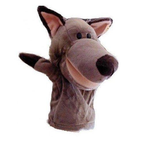 Wolf Handpuppet