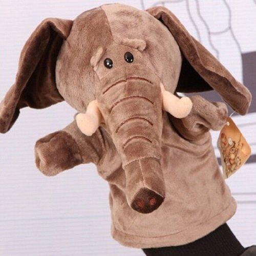 Elephant Handpuppet