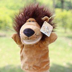 Lion Handpuppet