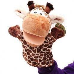 Giraffe Handpuppet
