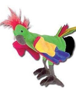 Handpuppet Parrot