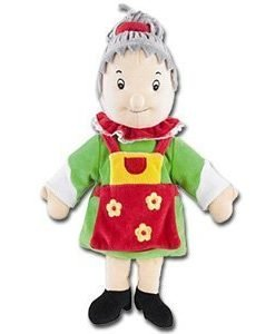 GRANDMOTHER HANDPUPPET