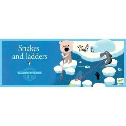 Snakes And Ladders - North Pole
