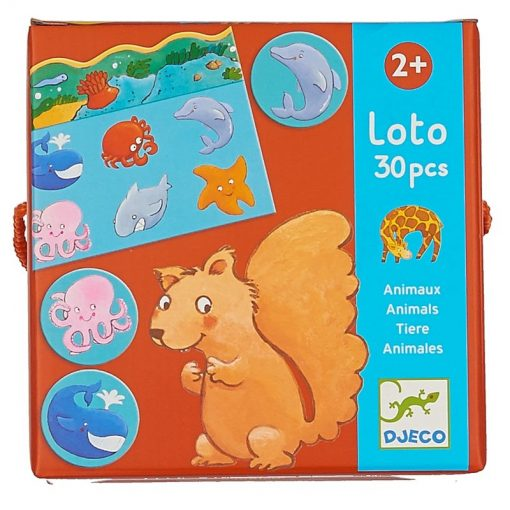 Animal Lotto by Djeco