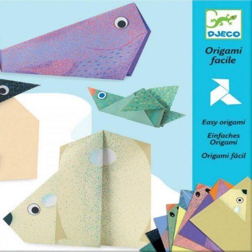 Polar Animals Origami by Djeco