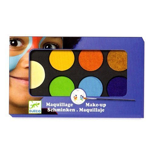Face painting - 6 colors nature by Djeco