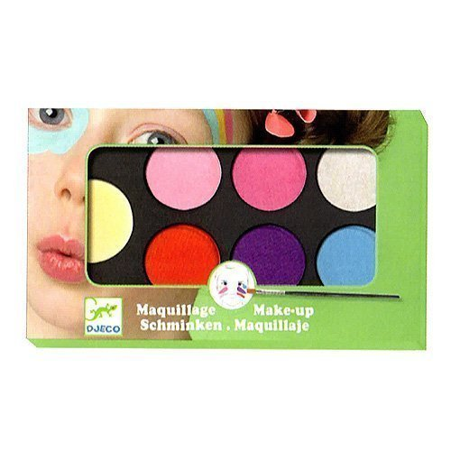 Face painting - 6 colors sweet by Djeco