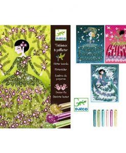 Create Glitter Boards Dresses