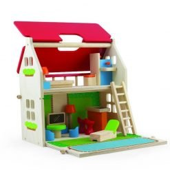 Portable Dollhouse - Complete Set