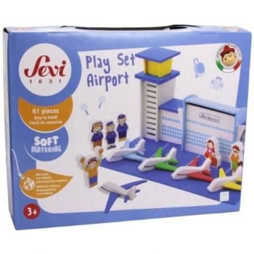 Soft Foam Play Set Airport