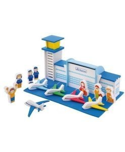 Soft Foam Play Set Airport