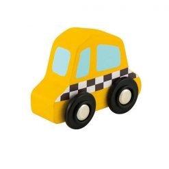 Wooden Mini Taxi