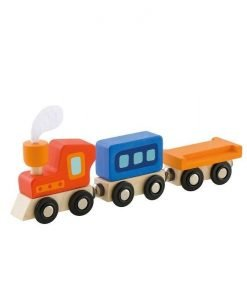 Wooden Mini Train Sevi