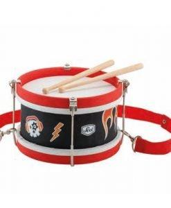 Wooden Rock Drum