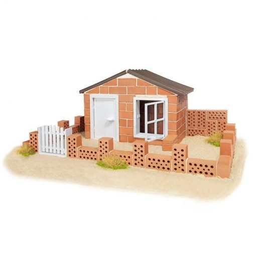 Brick Construction Summer House 2 Plans