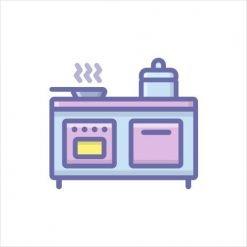 Kitchen & Shop
