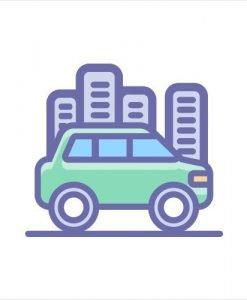 The City - Cars, Trains, Farms, Construction Etc